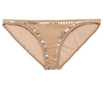 Eric Studded Low-rise Bikini Briefs