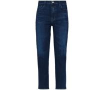 Alma Halbhohe Jeans mit Geradem Bein