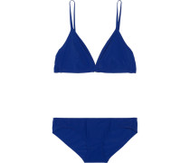 Hampton Triangle Bikini Ultramarin