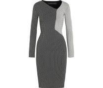 Nassau Stretch-knit Dress Schwarz
