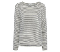 Annora B Striped Jersey Top