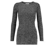 Smina Wool-blend Sweater Grau