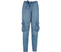 Low-rise Boyfriend Jeans Heller Denim