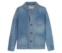 Denim Jacket Mittelblauer Denim