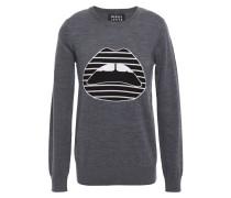 Emma Intarsia Merino Wool Sweater