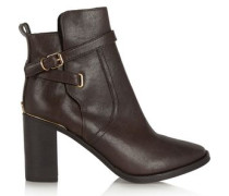 Kayden leather ankle boots