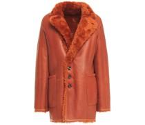 Lyne Reversible Shearling Coat