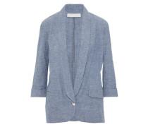 Cotton-chambray jacket