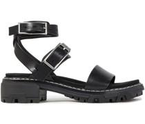 Shiloh Sandalen aus Leder