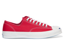 Jack Purcell Canvas Sneakers Rot