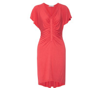 Simone Ruched Stretch-jersey Dress Bonbonrosa