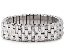 -tone Crystal Bracelet