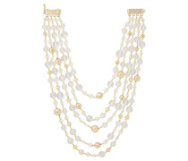 Limpido -tone Beaded Necklace
