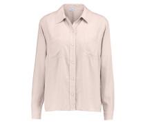 Crepe Shirt Taupe