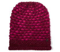 Knitted Beanie Plaume