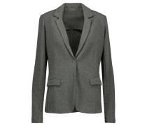 Stretch-ponte Blazer Anthrazit