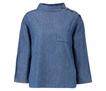 Seberg Denim Top Blau