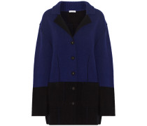 Wool And Cashmere-blend Jacket Mitternachtsblau