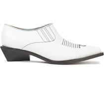 Dolores Ankle Boots aus Leder