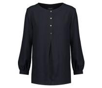 Riviera crepe blouse