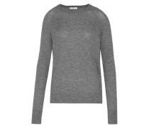 Sloane Wool-blend Sweater Grau