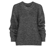 Rorrington Oversized Cotton-blend Sweater Schwarz