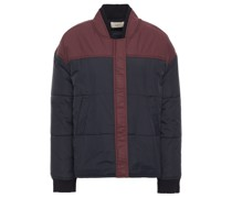 Douce Two-tone Quilted Shell Jacket