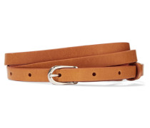 Leather Belt Braun