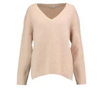 Xana textured wool-blend sweater