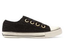Vicky Lace Sneakers Schwarz