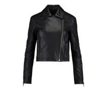 Adaire leather biker jacket