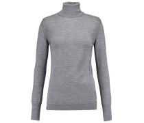 Alpaca Turtleneck Sweater Himmelblau