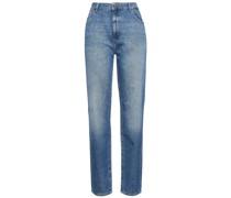 Jerry Hoch Sitzende Jeans mit Geradem Bein