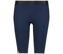 Stretch-jersey Shorts Mitternachtsblau