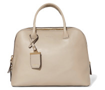 Leather Tote Neutral