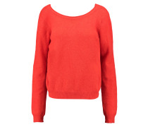 Knitted Sweater Knallorange