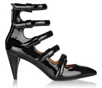 Patent-leather Pumps Schwarz