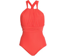 Gathered Swimsuit