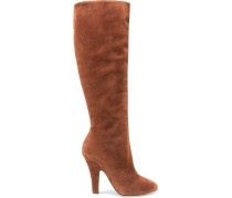 Coco suede knee boots