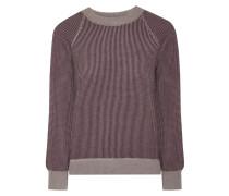 Cotton Sweater Burgunder