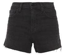 Le Brigette Distressed Denim Shorts