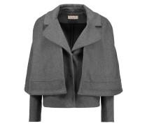 Jess Wool-blend Jacket Anthrazit