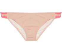 Sunrise Jagger cutout low-rise bikini briefs