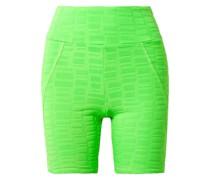 Rothko 3d Shorts aus Jacquard-strick mit Stretch-anteil