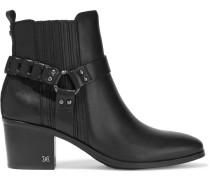 Dalma Leather Ankle Boots