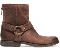 Phillip Leather Boots Brown