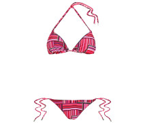 Triangle Low-rise Bikini