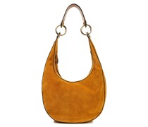 Sofia Suede Shoulder Bag