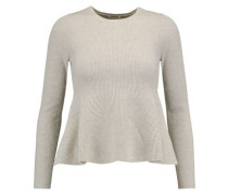Leo ribbed wool-blend sweater