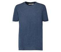 Taline Cotton T-shirt Blau